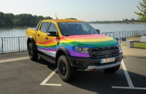 Ford, Very Gay, Raptor, ranger, pickup, truck