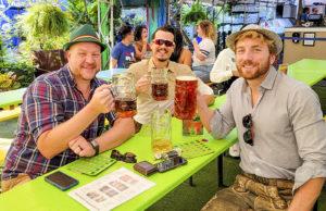 WunderGarten: Pridetoberfest