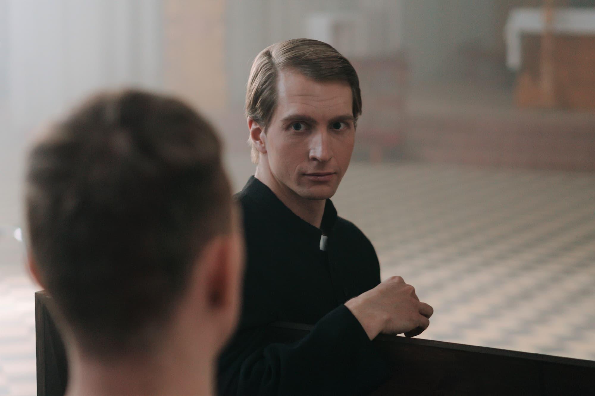 priest, church