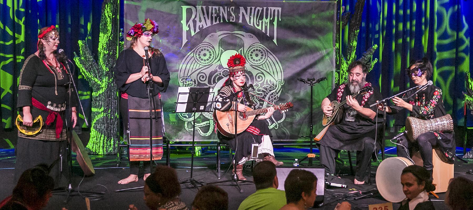 raven's night