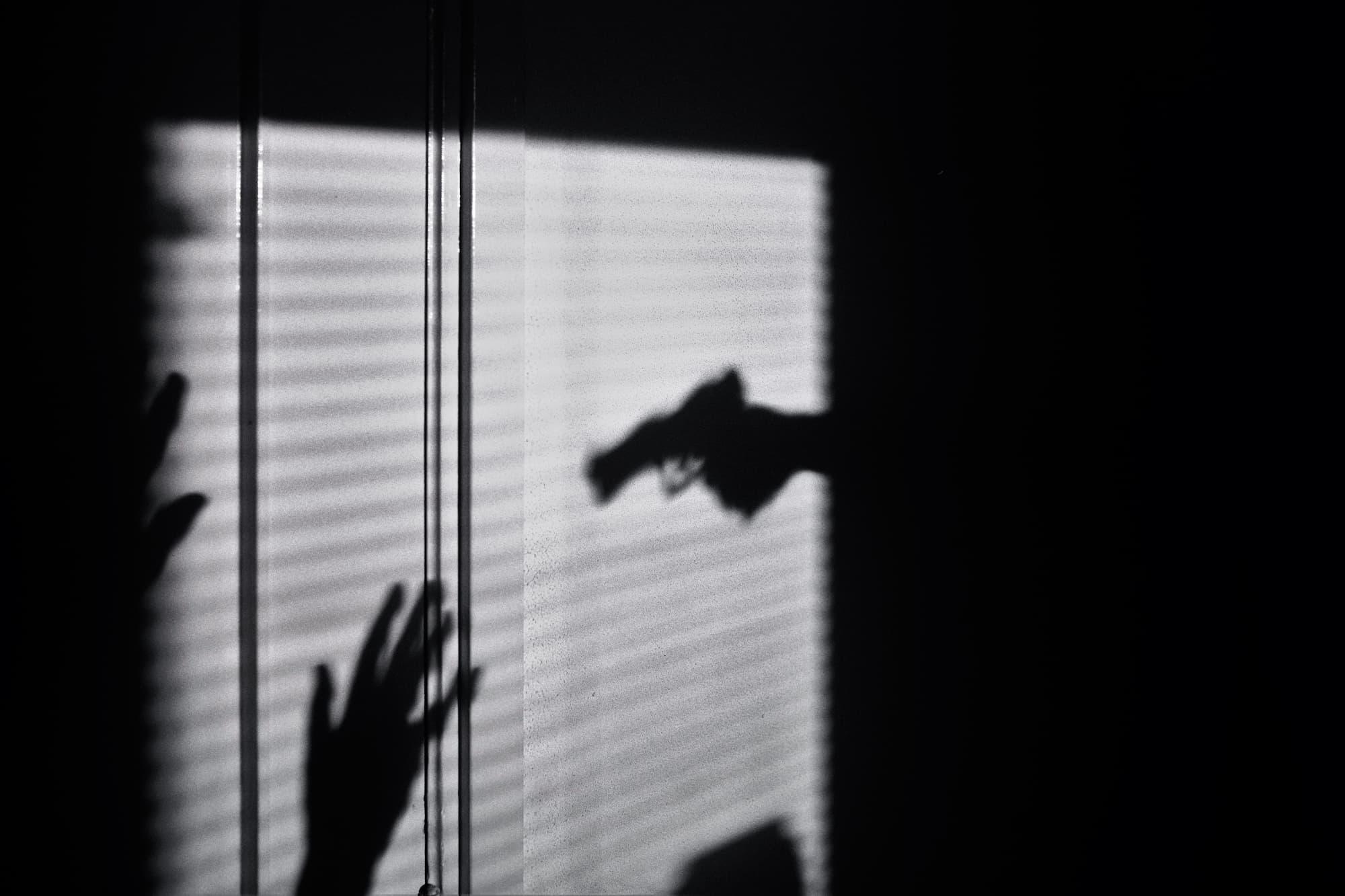 Gun, pistol, shooting, shot