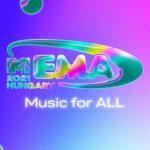 MTV, Europe Music Awards, EMAs, Hungary